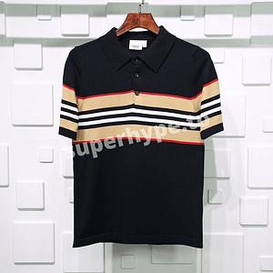 Burberry Icon Stripe Polo Shirt