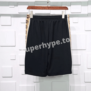 Gucci Side Web Reflective Shorts