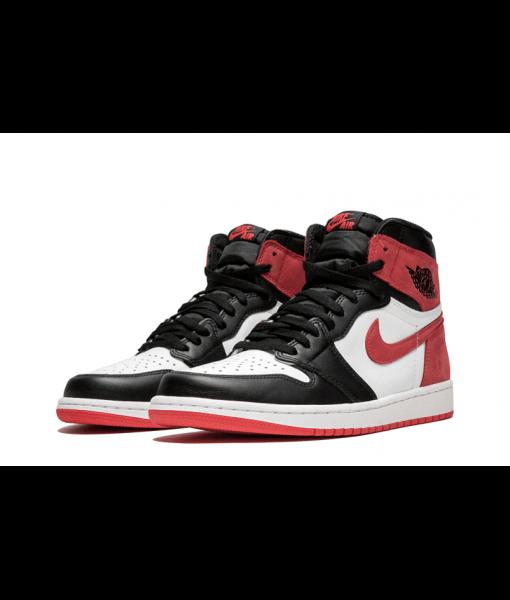 "Air Jordan 1 Retro High OG ""Track Red"" For Sale"