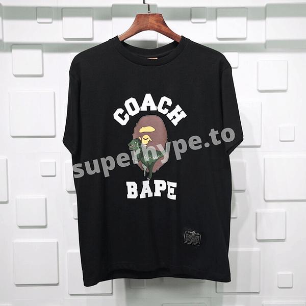 A Bathing Ape X Coach T-shirt