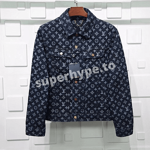 L Pop-Limited Denim Jacket
