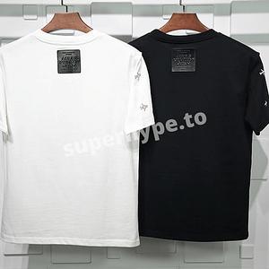 LV Planes Printed T-shirt